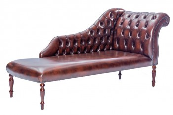 Chesterfield Lounge Chair – bequem, luxuriös, extravagant