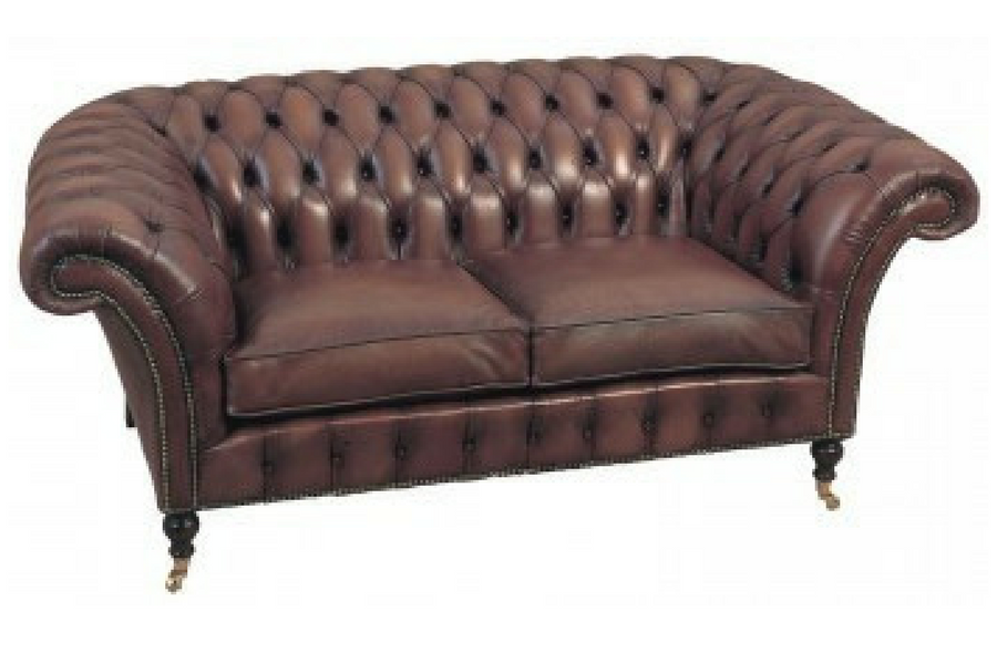 Original Chesterfield in Neuss bei Morris Antik